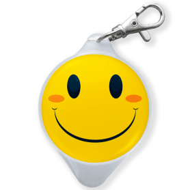 Brelok TwinCaps Uśmiechnij się