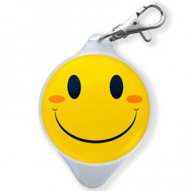 TwinCaps Keychain Smile