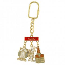 Key ring pendants Poznań
