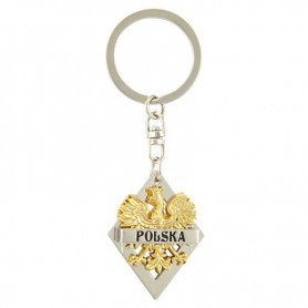 Key ring Poland
