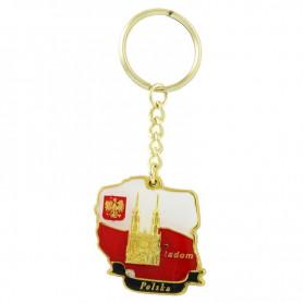 Radom key ring
