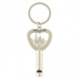 Porte-clés sifflet Wroclaw