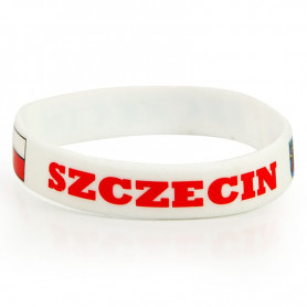 Silicone bracelet Szczecin