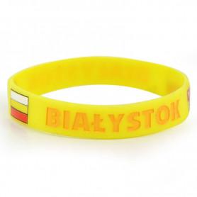 Silicone bracelet Białystok
