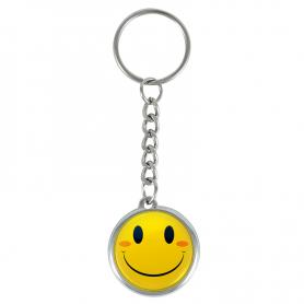 Šypsenos raktų pakabukas