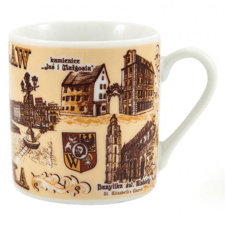 Kleine Tasse Wroclaw