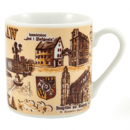 Taza pequeña Wroclaw