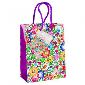 Dekorative Tasche mit einem Volksmotiv - Oppeln