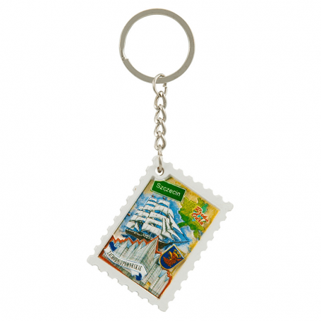 Porte-clés imprimé à Szczecin