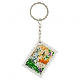 Schlüsselring gedruckt in Zielona Góra