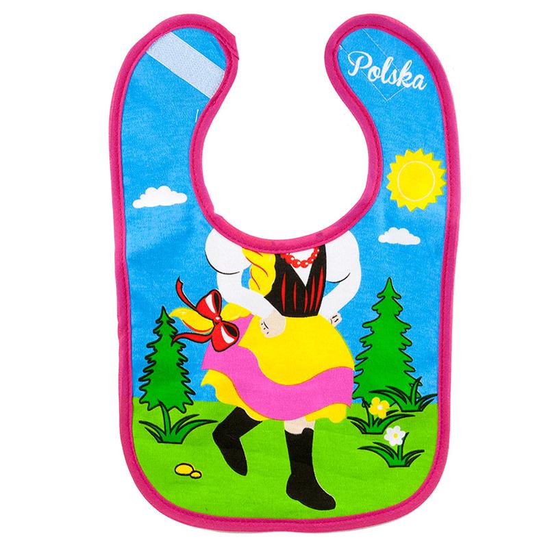 Bavoir pour enfants, Krakowianka