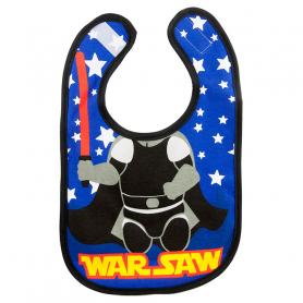 Baby Bib Lord War-Saw