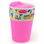 Mug en silicone Varsovie - rose