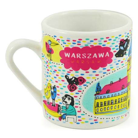 Mažoji puodelio Varšuvos pilis